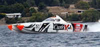The Cure Kids Super Boat